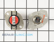 Thermal Fuse and High Limit Thermostat - Part #2821