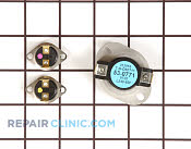 Thermal Fuse and High Limit Thermostat - Part #3344