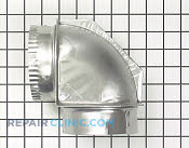 4 Inch 90 Degree Vent - Part # 1266644 Mfg Part # 4396006RW