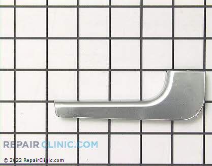 End cap (lt-chr) 7746P035-60 Main Product View