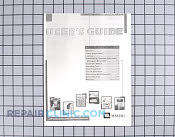 Owner's Manual - Part # 752106 Mfg Part # 99001824