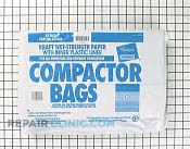 Trash Compactor Bags - Part # 143 Mfg Part # 675186
