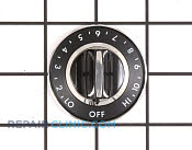 Control Knob - Part # 1246687 Mfg Part # Y700854