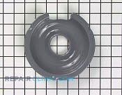 6 Inch Burner Drip Bowl - Part # 2547 Mfg Part # WB32X5059