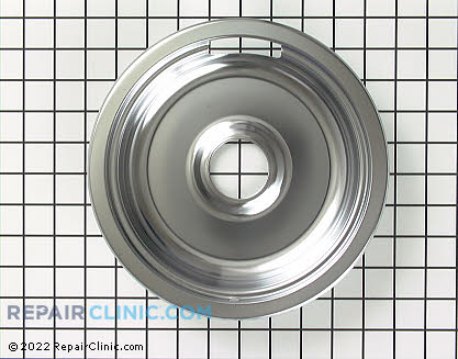 Frigidaire Range 8in Burner Drip Bowl