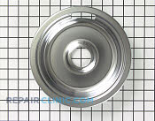 8 Inch Burner Drip Bowl - Part # 10 Mfg Part # 5300147223