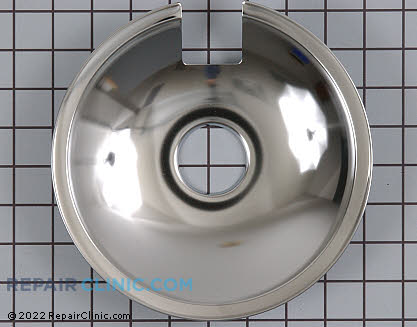 8 Inch Burner Drip Bowl 715878 Main Product View