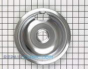 8 Inch Burner Drip Bowl - Part # 2324 Mfg Part # WB32X106