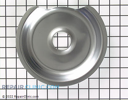 8 Inch Burner Drip Bowl (OEM)  WB32X5036
