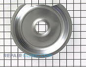 8 Inch Burner Drip Bowl - Part # 16 Mfg Part # WB32X5036