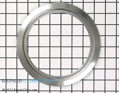 6 Inch Burner Trim Ring WB31X5013 Main Product View