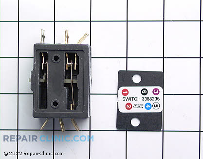 Kenmore Washer Motor Switch