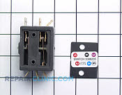 Motor Switch - Part # 2025 Mfg Part # 3388235