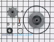Impeller and Seal Kit - Part # 338 Mfg Part # 5303943126