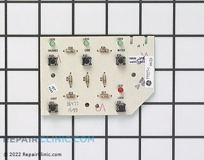 Dispenser Control Board (OEM)  61003421