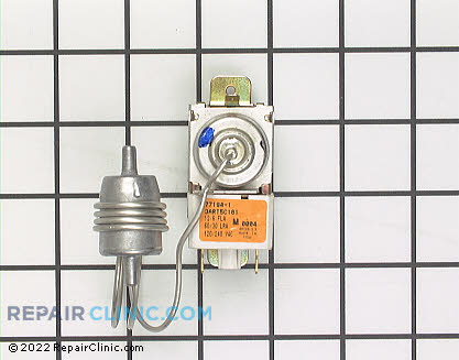 Temperature Control Thermostat 61002085 Main Product View