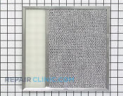 Light Lens and Charcoal Filter - Part # 735374 Mfg Part # 883149