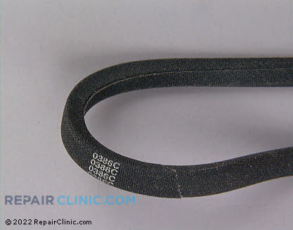 Drive Belt 211125 Main Product View