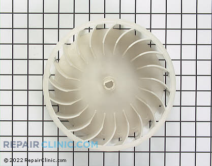 Blower Wheel 33001790 Main Product View