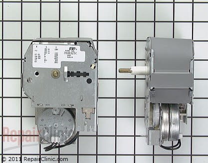 Roper Washing Machine Timer Assembly