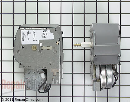 Crosley Washing Machine Timer Assembly