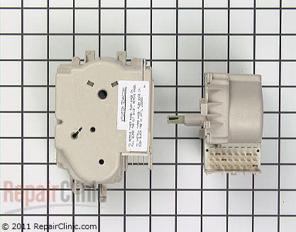 Whirlpool Washer Timer Assembly