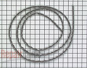 Door Seal - Part # 1240 Mfg Part # 647M001D00