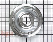 6 Inch Burner Drip Bowl - Part # 257910 Mfg Part # WB31K5024