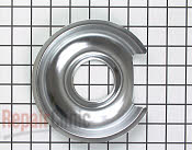 6 Inch Burner Drip Bowl - Part # 258235 Mfg Part # WB32X5054