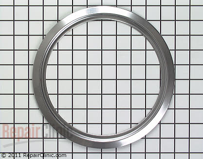 8 Inch Burner Trim Ring WB31X5014 Main Product View