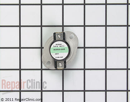 Cycling Thermostat (OEM)  WE4X600