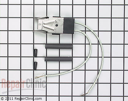 Element Receptacle and Wire Kit (OEM)  WB17X5121
