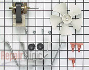Evaporator Fan Motor - Part # 221791 Mfg Part # R0151003