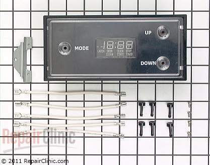 Mechanical Clock and Timer (OEM)  WB19X10008 - $136.55