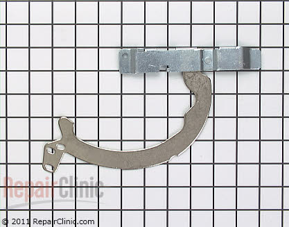 Oven Door Hinge (OEM)  WB10X5206