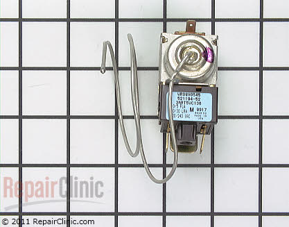 Temperature Control Thermostat (OEM)  WR9X545