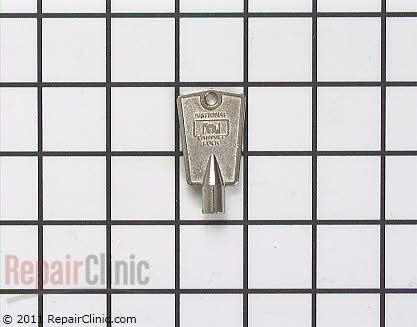Door Key 842177 Main Product View