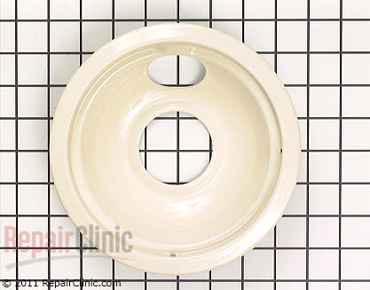 6 Inch Burner Drip Bowl 74002260        Main Product View