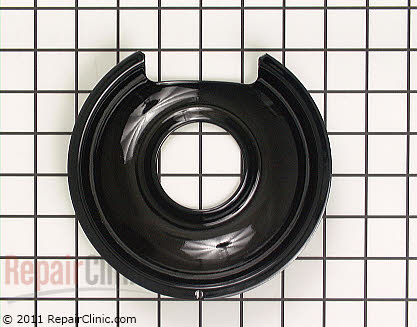 6 Inch Burner Drip Bowl (OEM)  7725P013-60