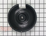 Burner Drip Pan - Part # 1014257 Mfg Part # 487037