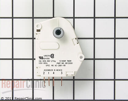 Defrost Timer 10129301 Main Product View