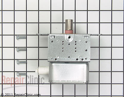 Magnetron 10QBP0231 Main Product View