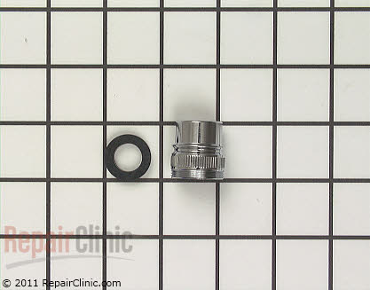 Faucet adapter asmy (OEM)  5304490369 - $45.45