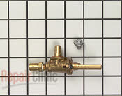 Surface Burner Valve - Part # 3555 Mfg Part # 5303935128