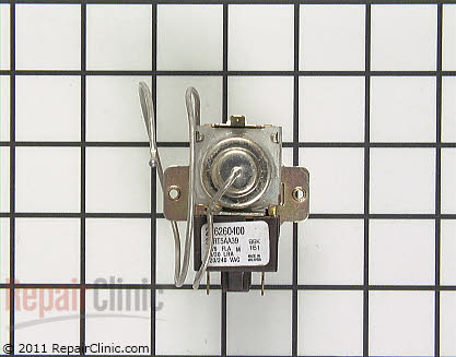 Temperature Control Thermostat 216260400       Main Product View