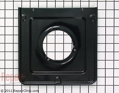 Burner Drip Pan 316011419 Main Product View
