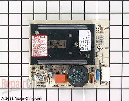 Motor Control Board (OEM)  131725300