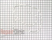Gasket - Part # 406496 Mfg Part # 131129900