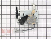 Door Lock Motor and Switch Assembly - Part # 695175 Mfg Part # 71001845