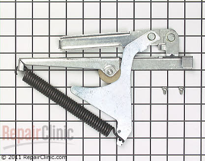 Oven Door Hinge (OEM)  12400043